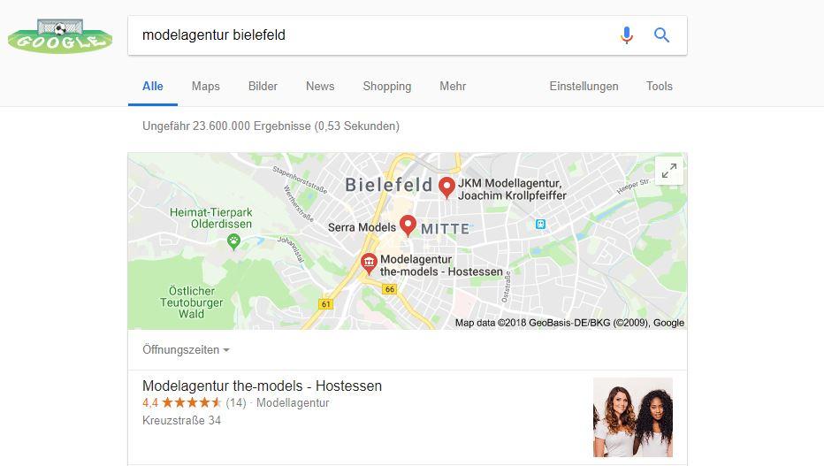 Lokale Suchmaschinenoptimierung Frankfurt
